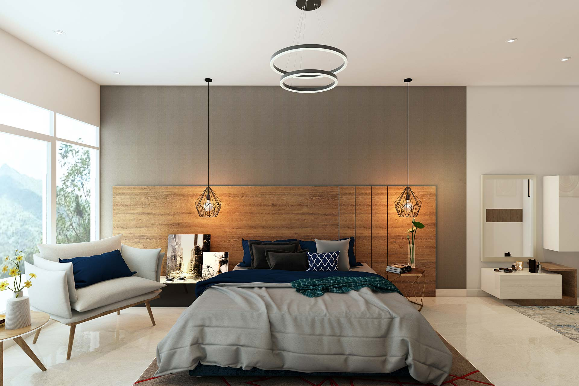 7 Lighting Ideas For Your Bedroom Design Cafe