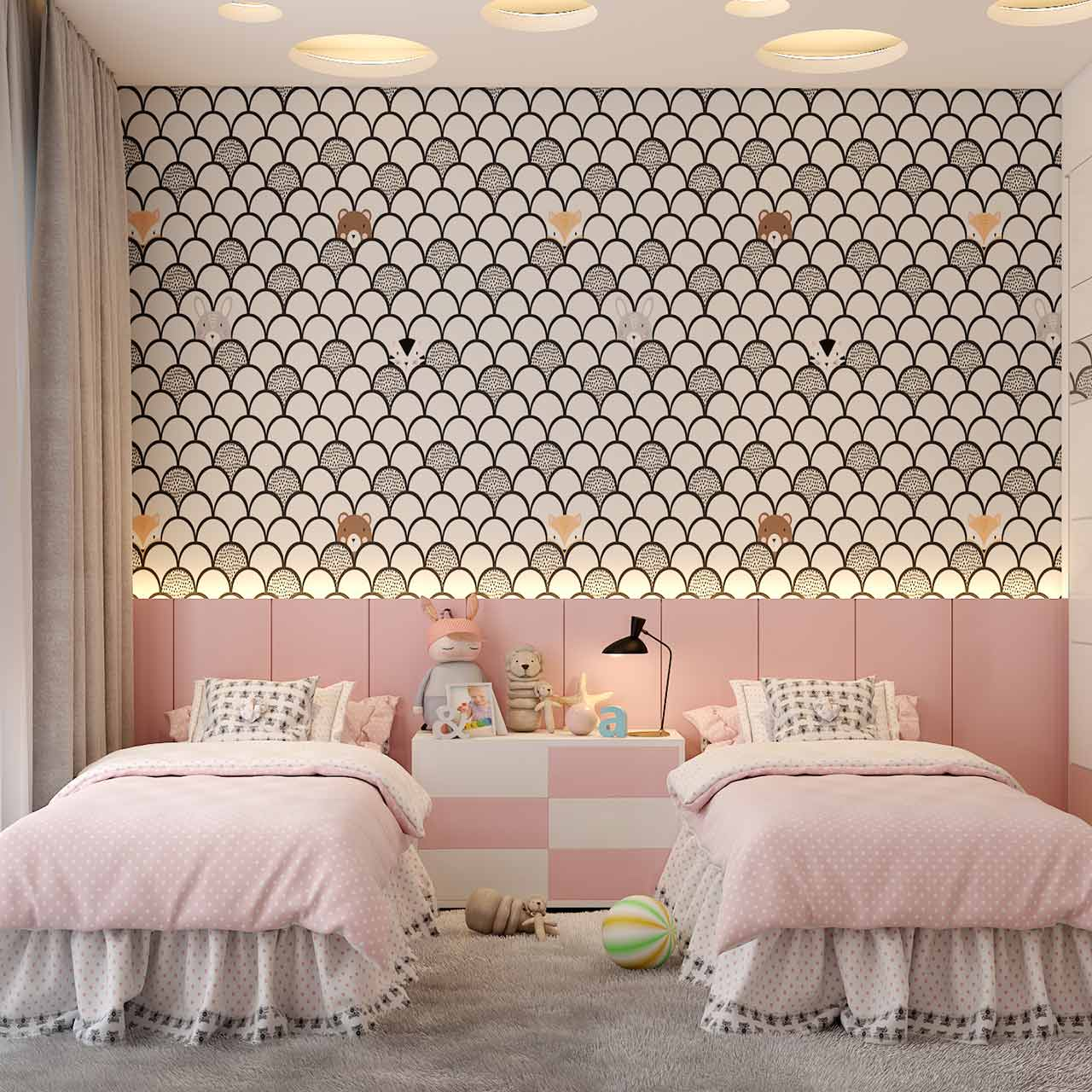Innovative Kids Bedroom Ideas To Turn It Into A Magical Escapade