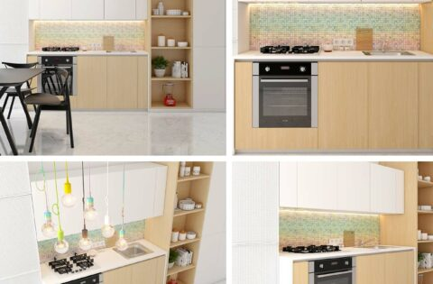 8 Best Kitchen colour combinations for your home