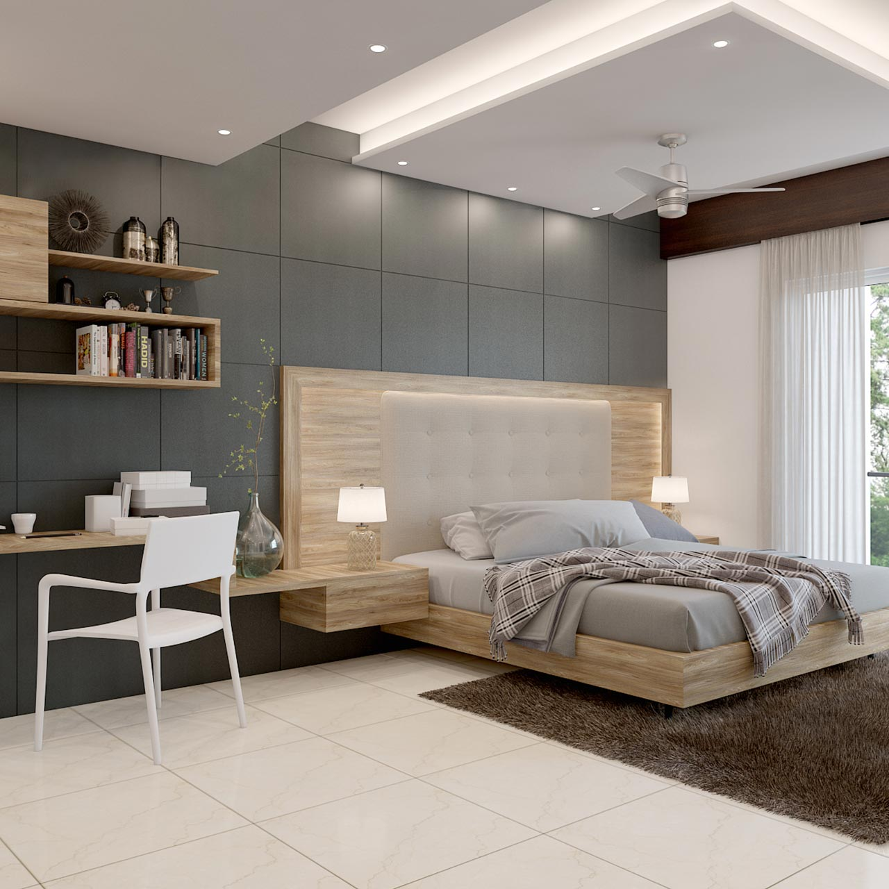 9 Best False Ceiling Designs For Your Bedroom