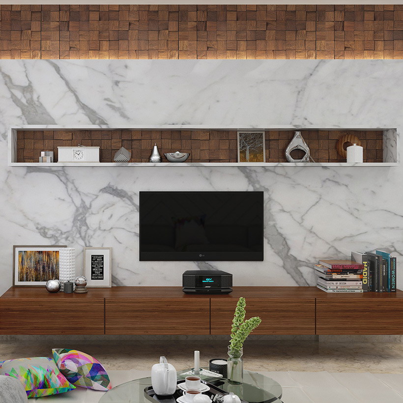 Show It Off! 12 Gorgeous Wall Showcase Designs For Your Home