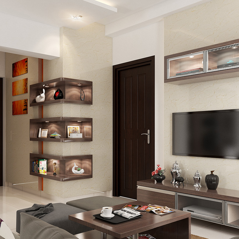 Wall showcase designs for living room indian style showcasing wall mounted wooden showcase design