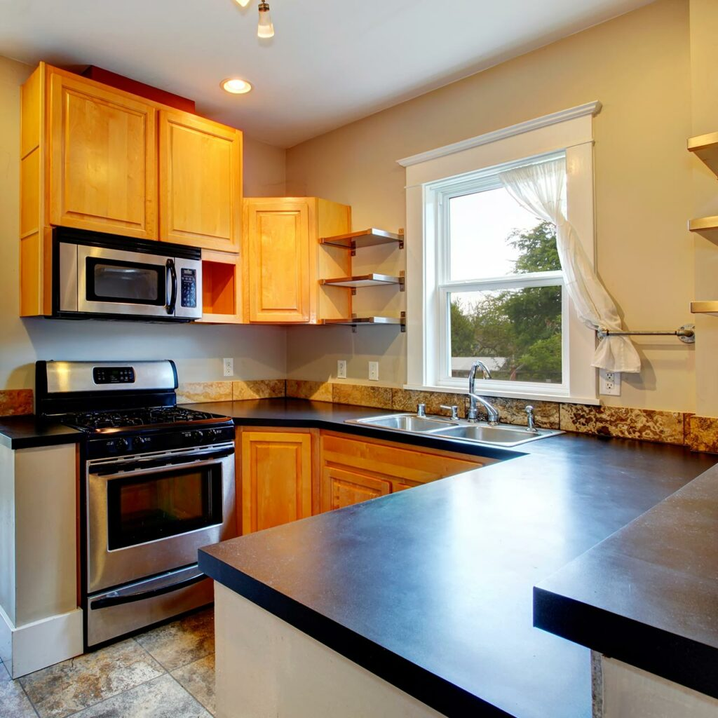 10 Different Types Of Kitchen Countertops Design Cafe