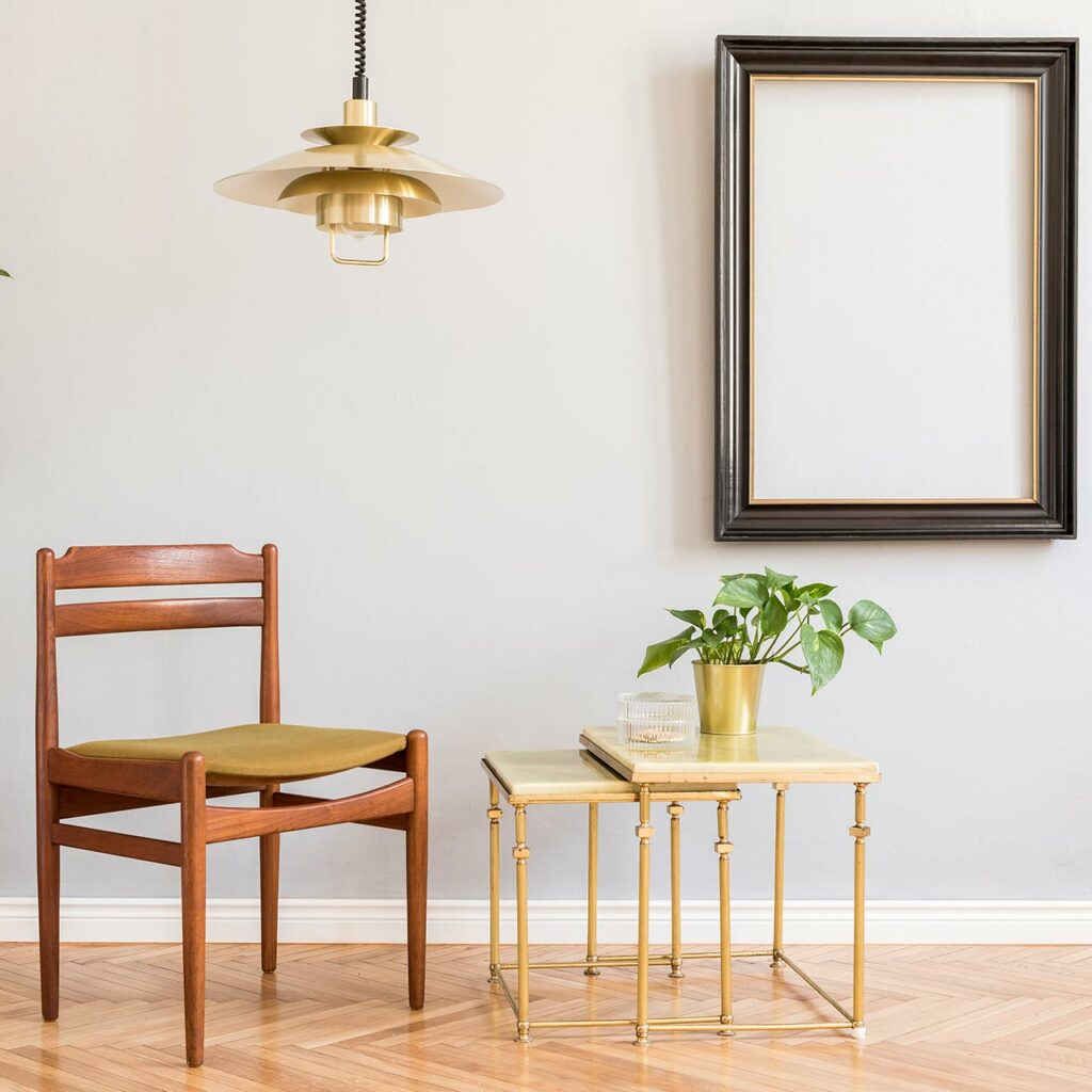 Nesting tables for small homes with low budget