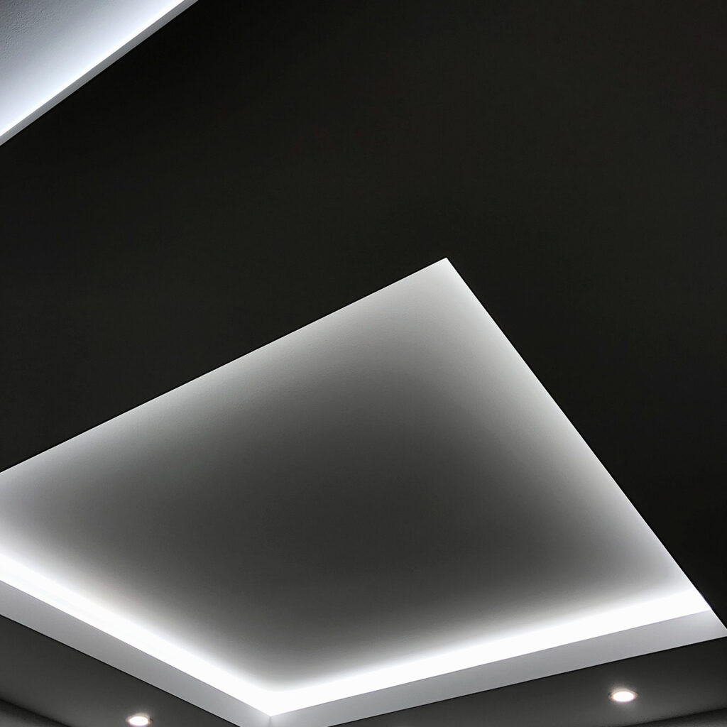 Gypsum false ceiling design for bedroom, its another material that is popular choice for bedroom false ceilings