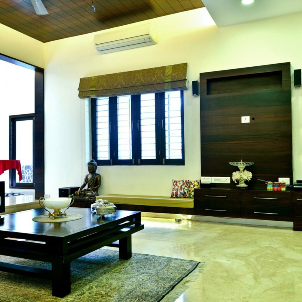 Best false ceiling design for living room is to select the right colours for living room false ceiling design