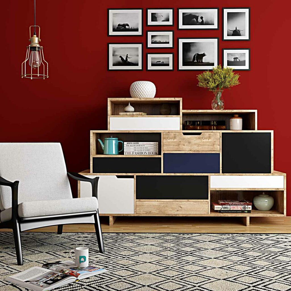 Do It Yourself A Gallery Style Feel In Your Home