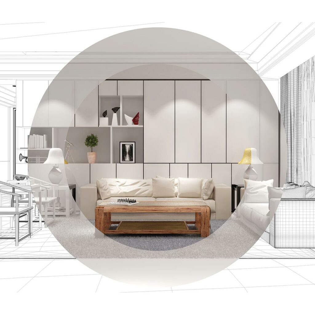 Interior Designer Have Knowledge On Computer Generated Software And Tools