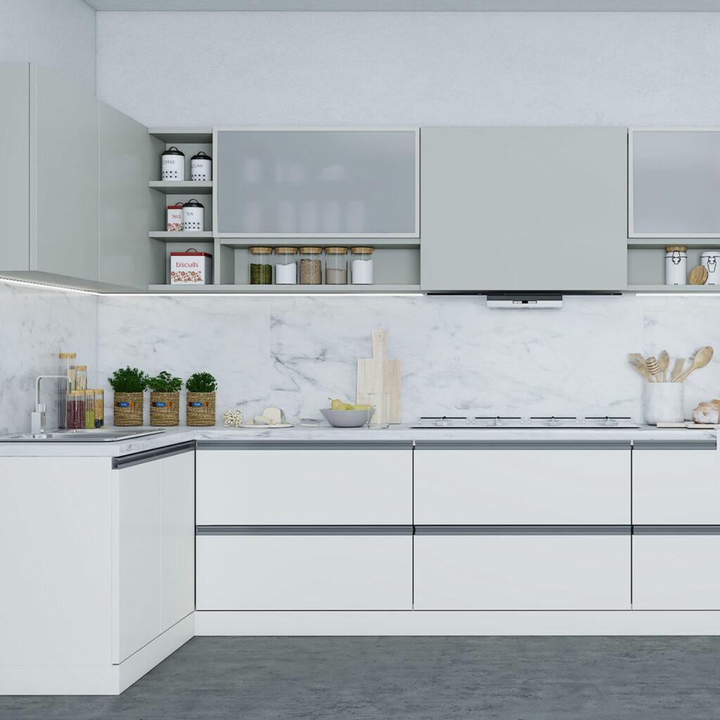 kitchen colour combination white colour shades for kitchen colour combinations with black platform
