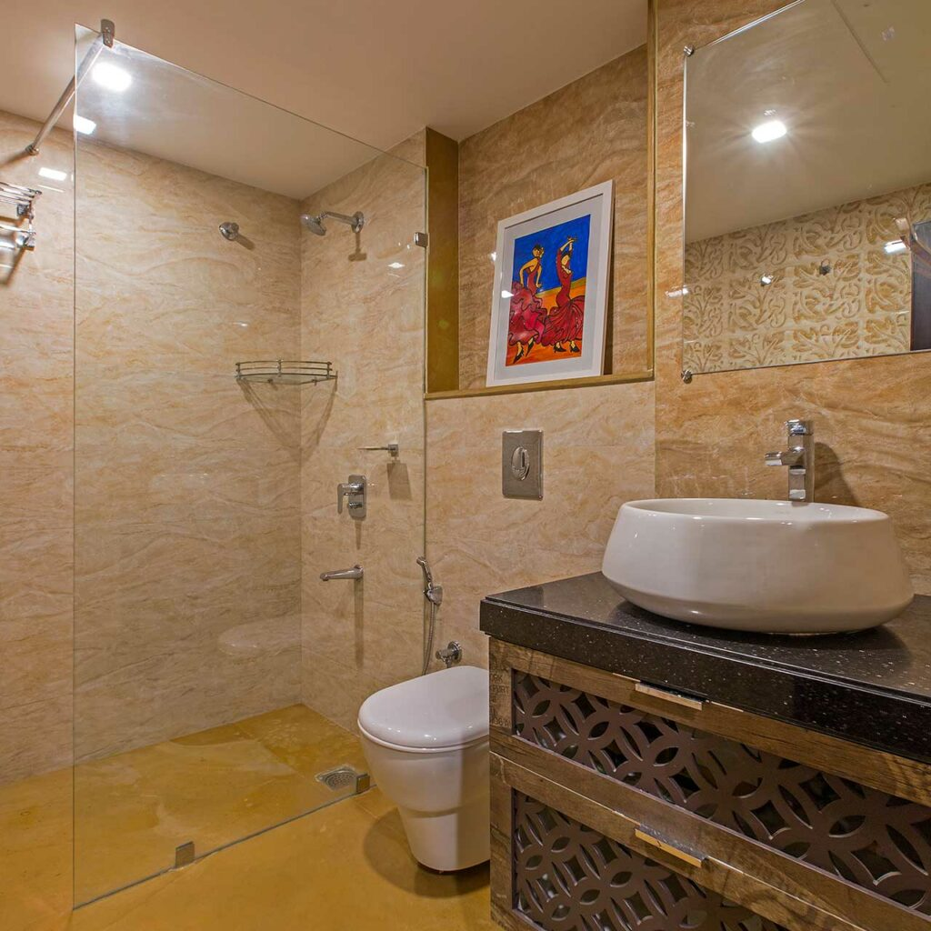 Bathroom Ritzy Sink for Elegant Style