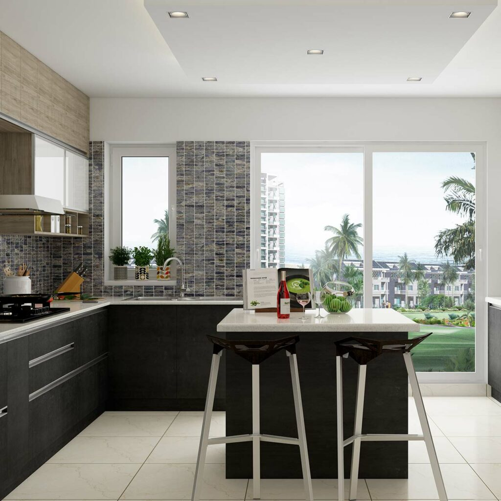 Mysterious Black Cabinets Trends