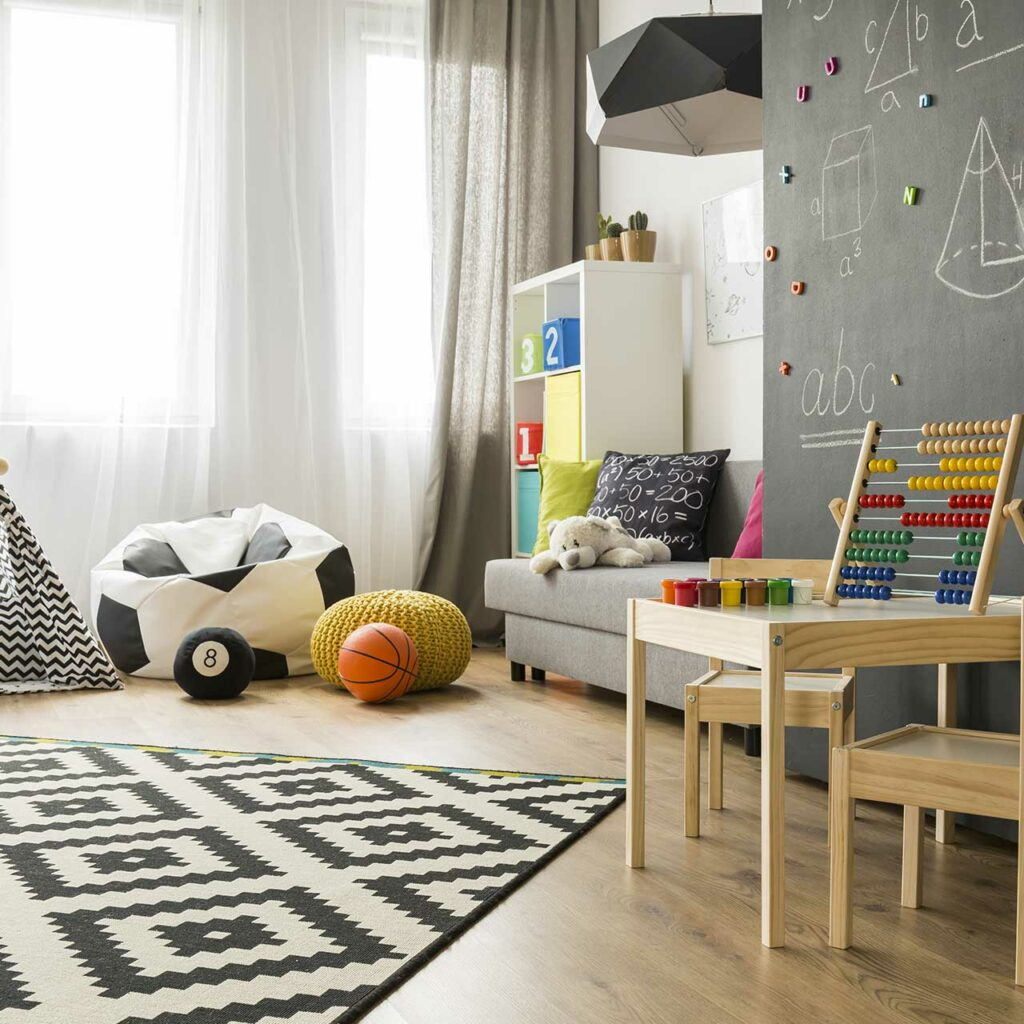 Design your Kids Bedroom with innovative thoughts