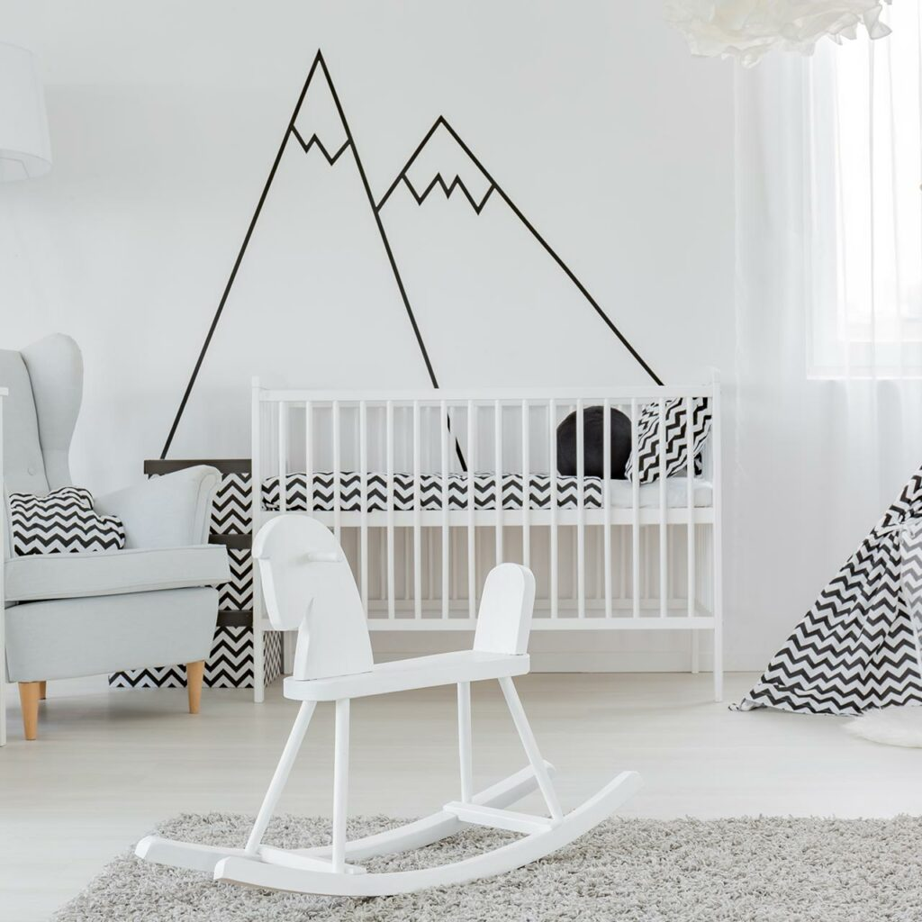 Plenty And Decals Creates Magic In Kids Bedroom