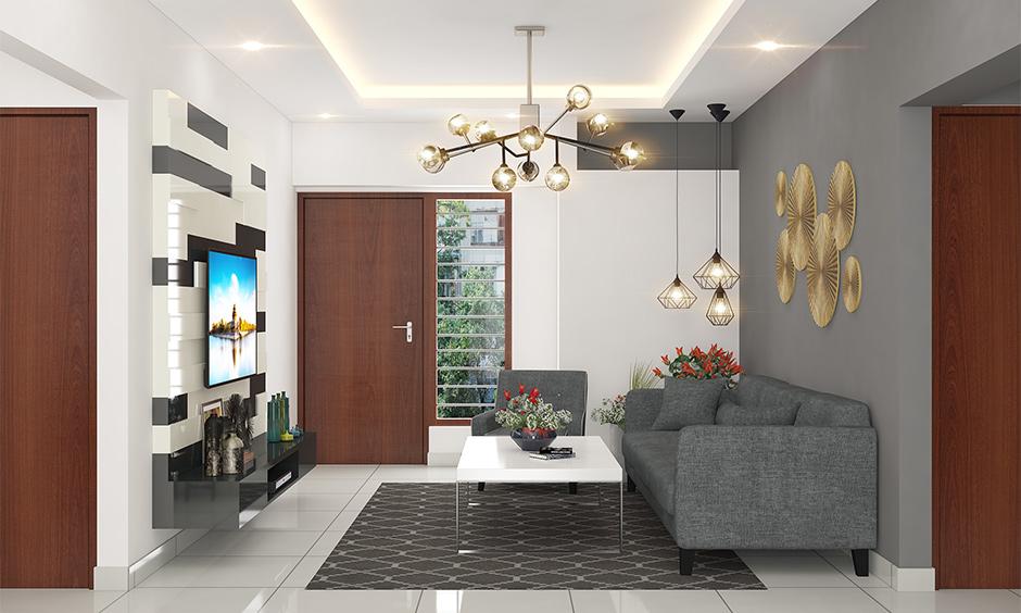 False ceiling design ideas for your living room