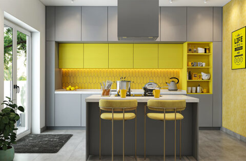 20 Stunning Kitchen Island Designs For Your Home