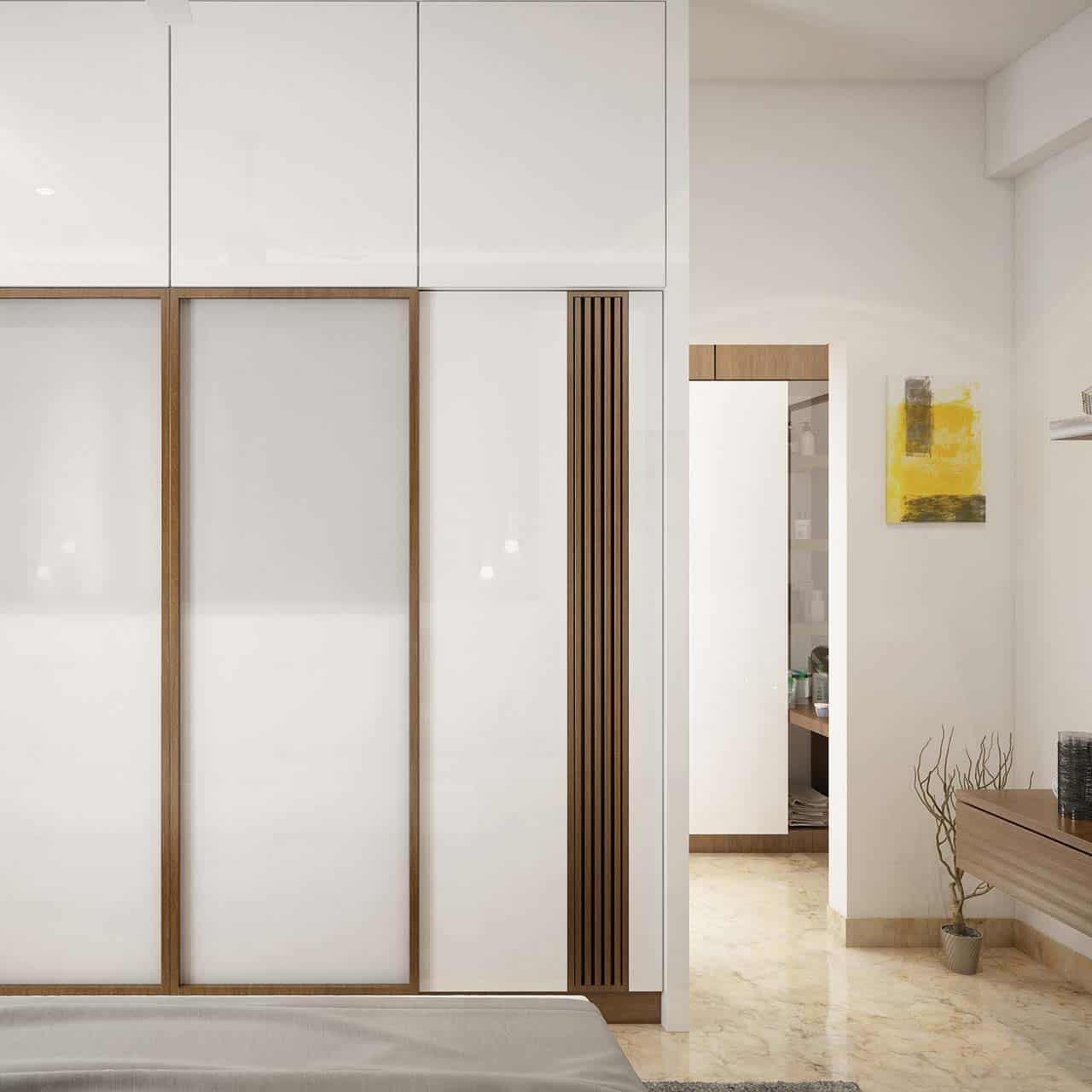 Soften Room Transitions