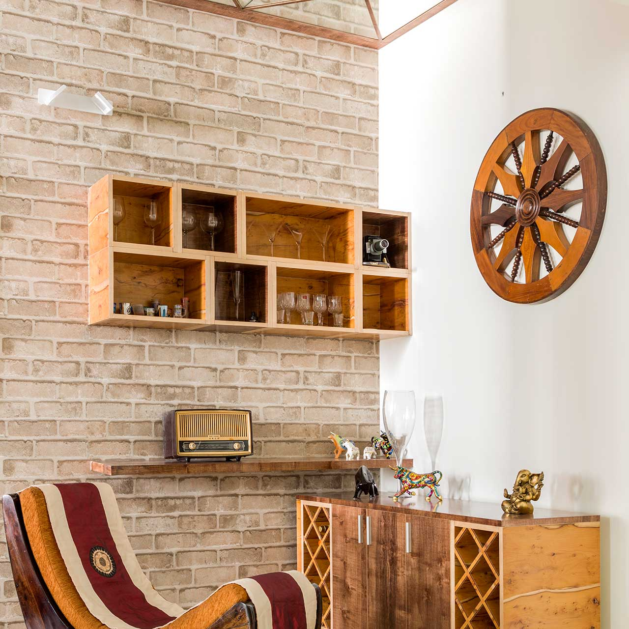 Going Handmade and Organic with Rustic Style