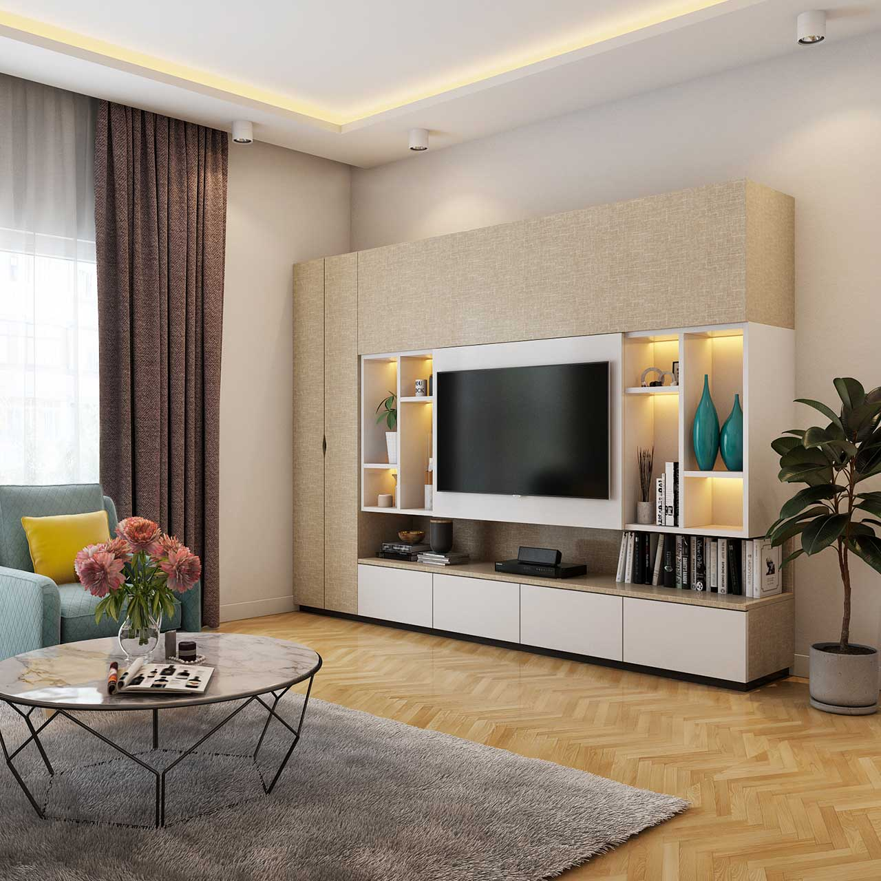 Modern Classic Furniture for Apartment