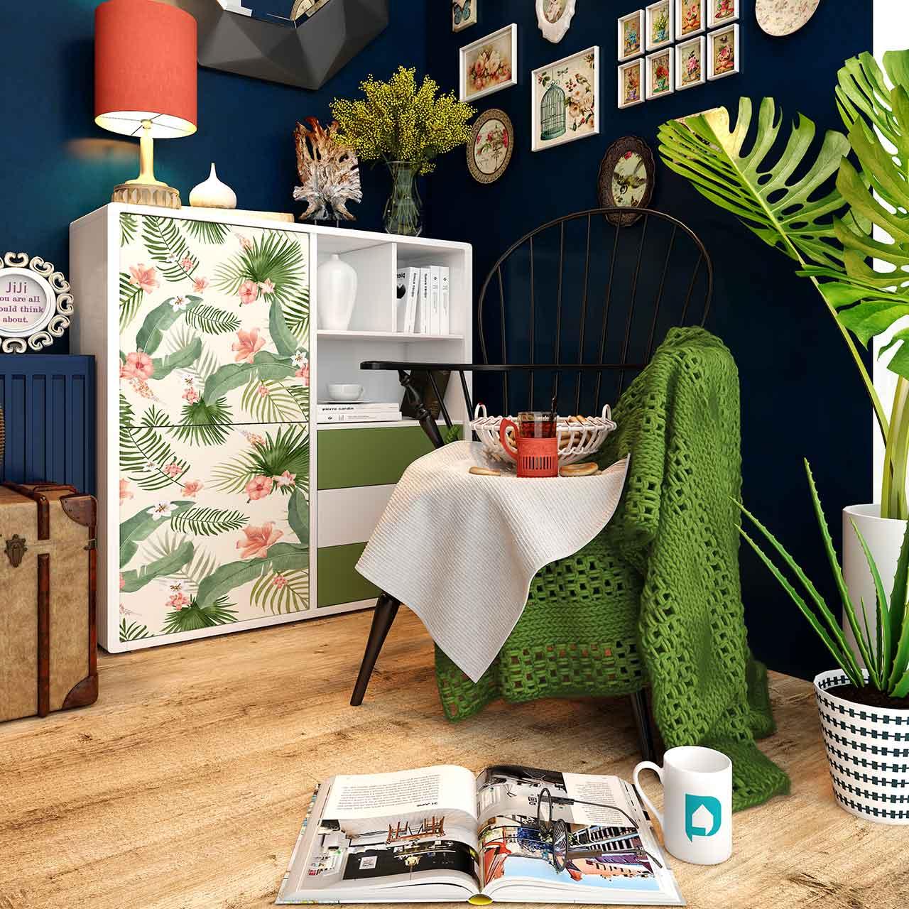 Open Spaces With Plenty Greenery