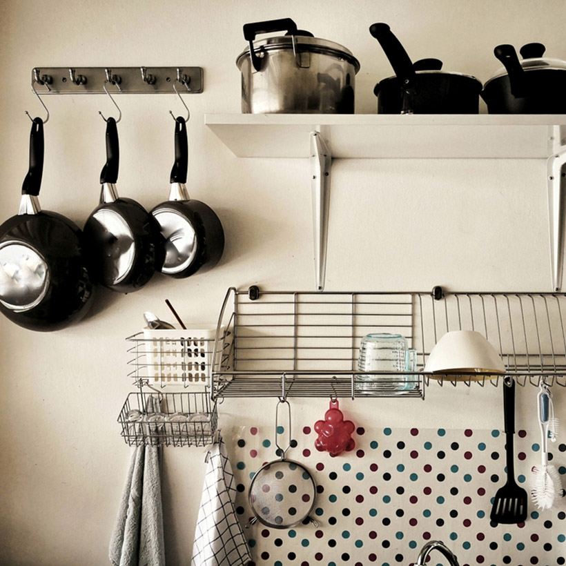 10 Kitchen Organization Ideas for your home | Design Cafe