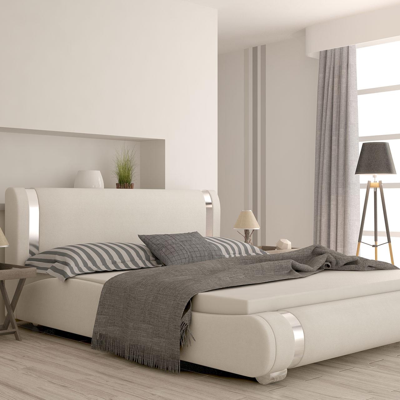Scanadivian Style Bedroom Design