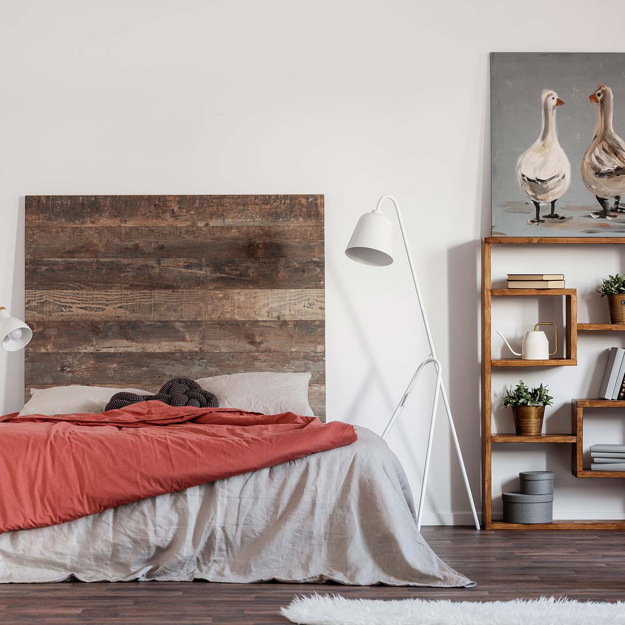 Rustic Bedroom Design Intro