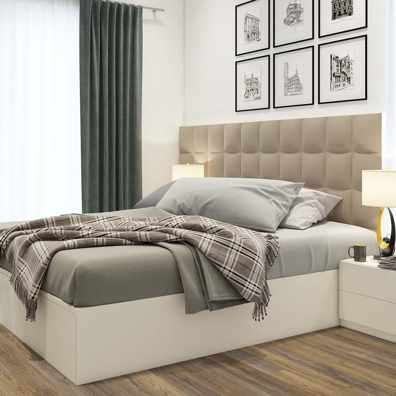 Opt for Minimalism for Master Bedroom Design