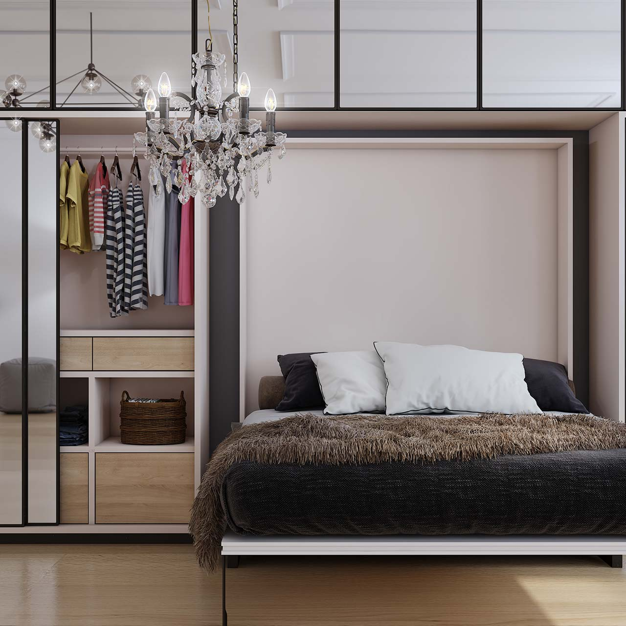 Pick an Anchor Item for Master Bedroom Design