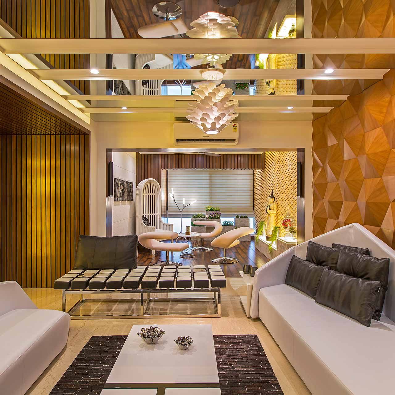 Subdued Grandeur for Villa Design