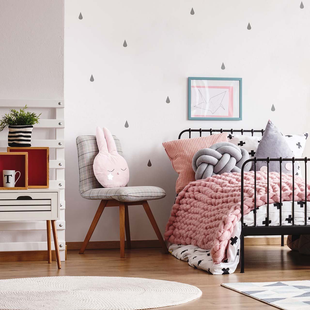 Latest bedroom design is a industrial style bedroom design give you minimalism you need in your house
