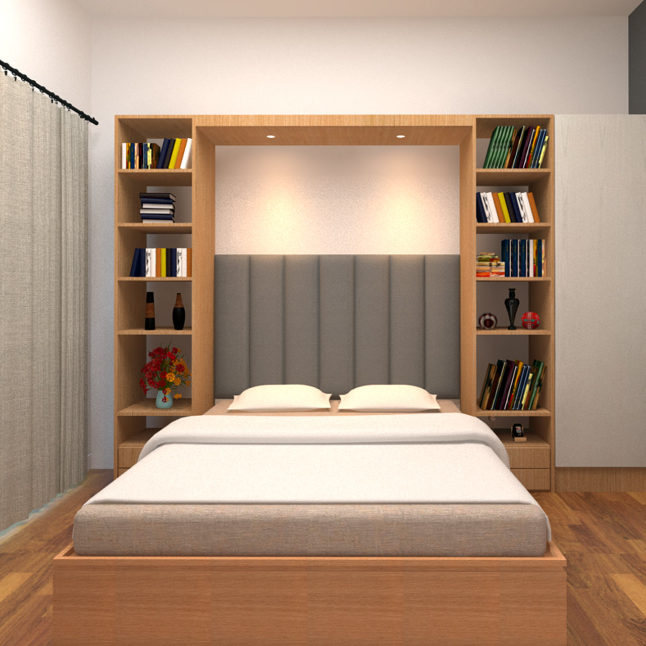 Things to consider before interior designing your bedroom accessories, checklist of bedroom design