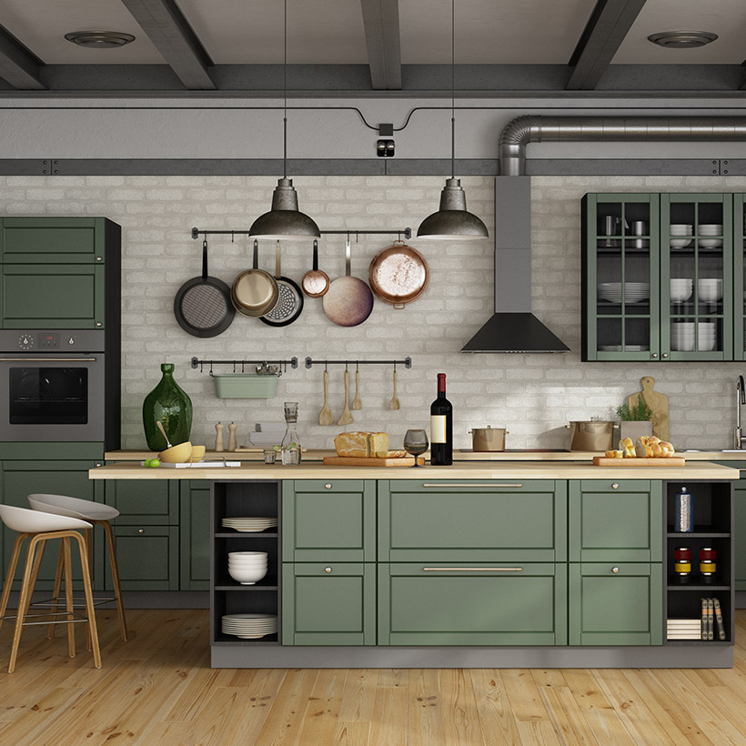 Modern Indian Style Kitchen Designs In 2020 Design Cafe