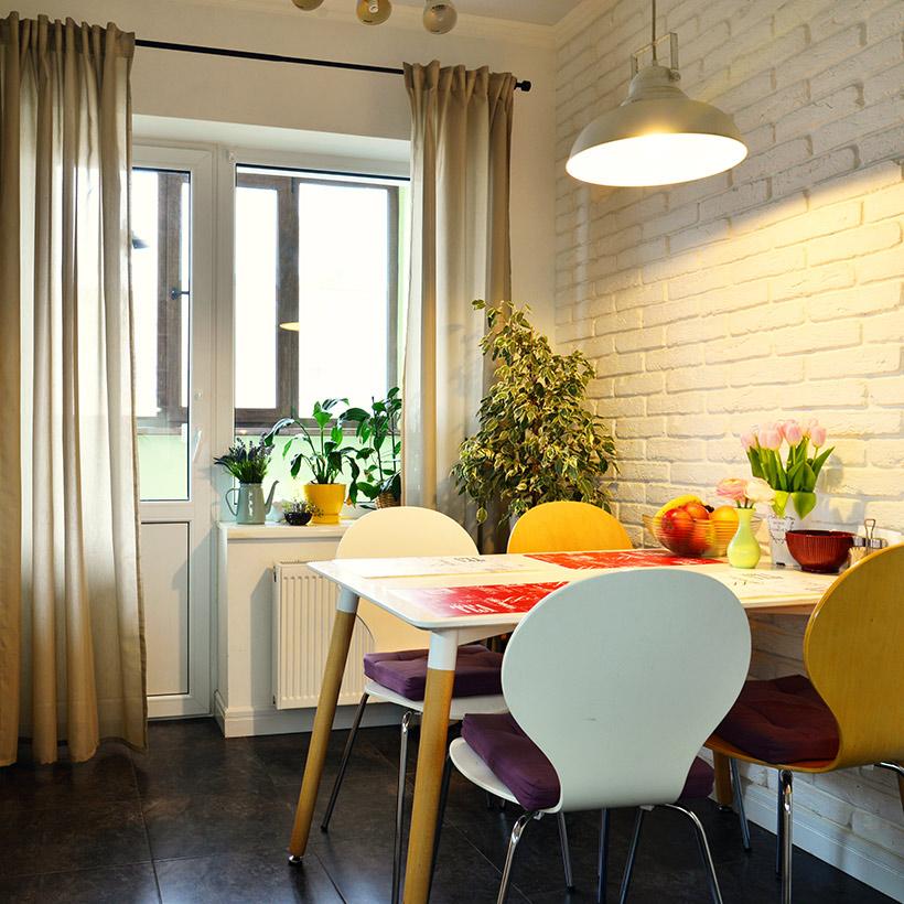 Add colour to indian modern kitchen design by sticking to rigid three colour scheme grey, white and beige