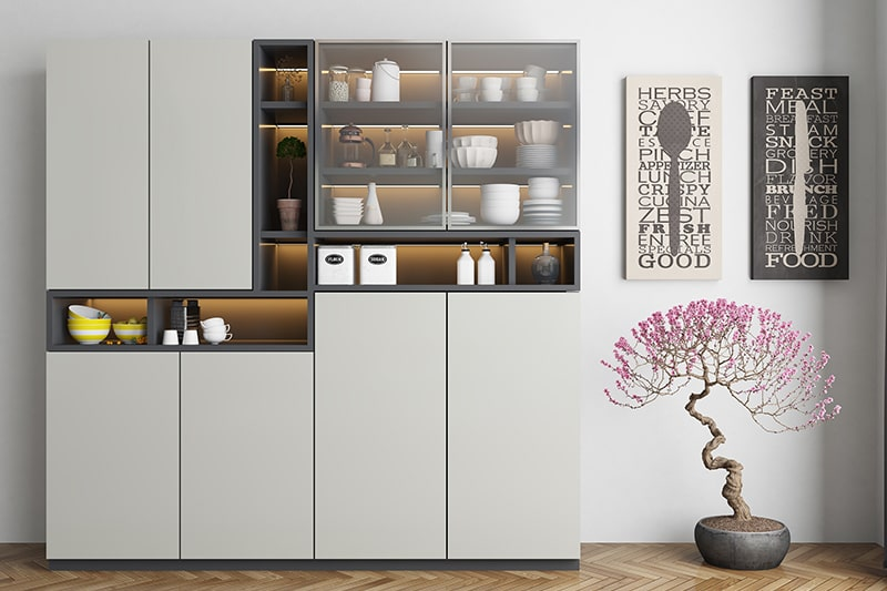 Kitchen shelving ideas to think out of the box to create your own distinctive way of installing open shelves