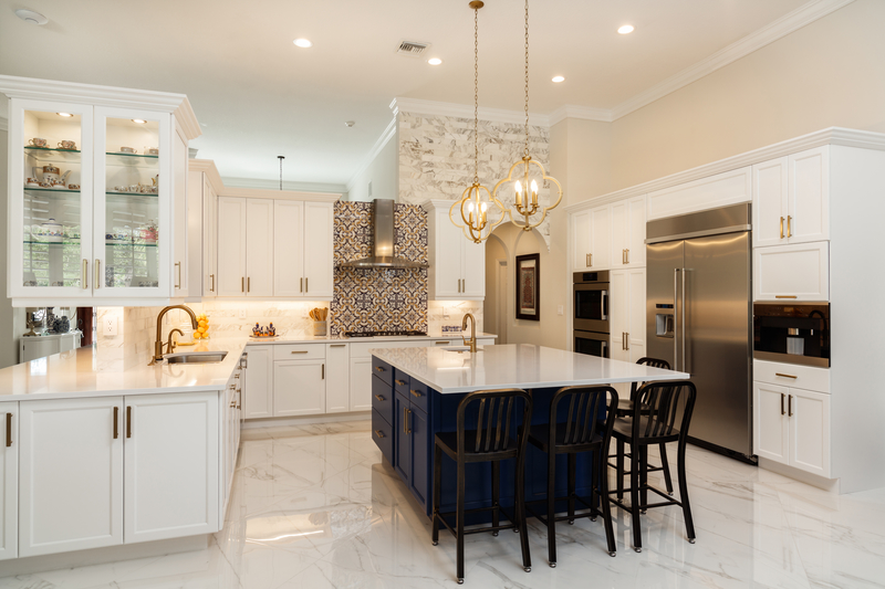 Kitchen backsplash ideas for an outstanding cooking area for your home