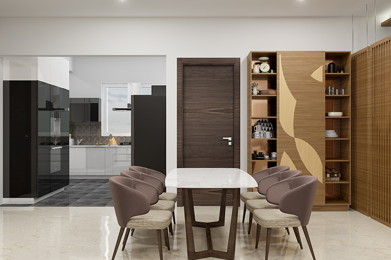 Crockery unit designs for your dining room