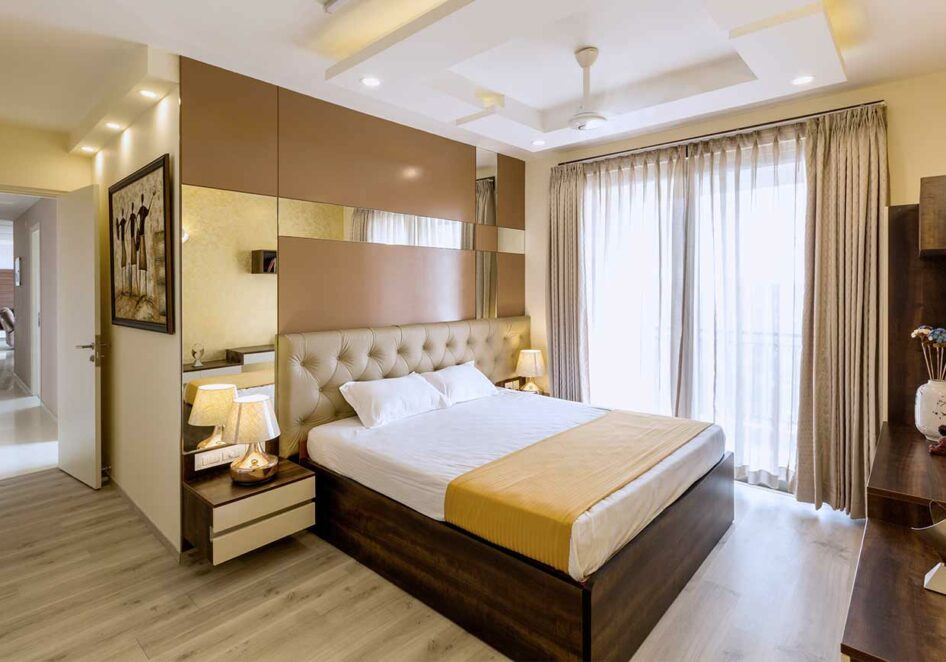 A Modern 3 BHK Flat of Debashish Chakraborty