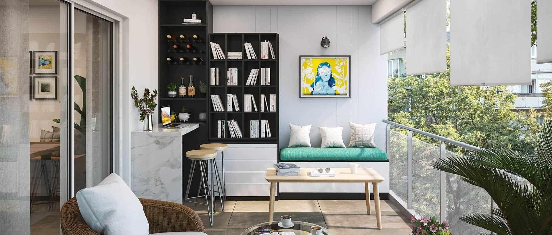 Space Saving Innovative Home Interiors