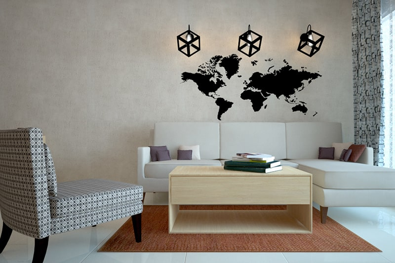 Vastu tips for living room to place all the furniture near the west or south-west direction according to vastu shastra for home experts