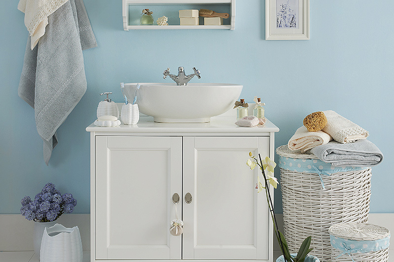 Bathroom storage cabinet for your home with mirror which serves your purpose of storage as well