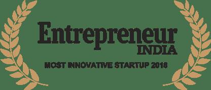 Design Cafe received Entrepreneur India's award for Most Innovative Startup 2018.