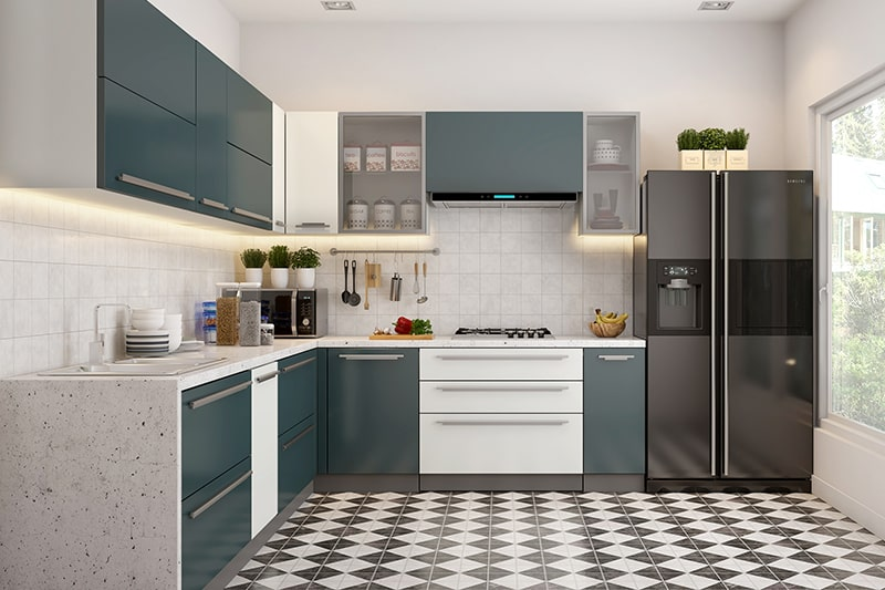 Vastu tips for kitchen with a clean and organised kitchen brings in positive energies