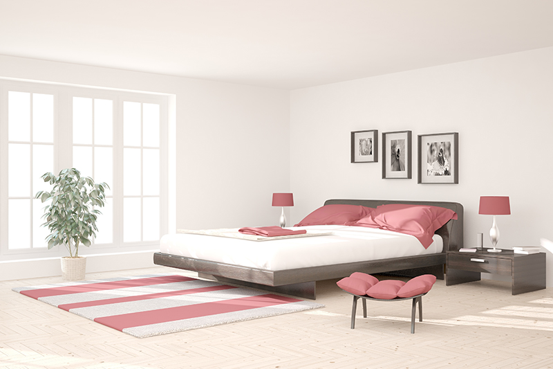 Bedroom decor ideas for minimalistic bedroom with a elegant loo bedroom decoration