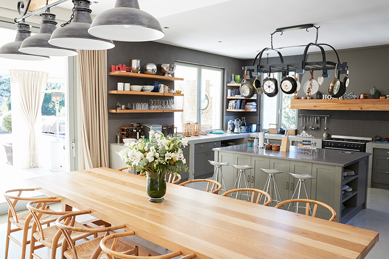 Open Kitchen Design For Your Home, Dining Room Open To Kitchen Ideas