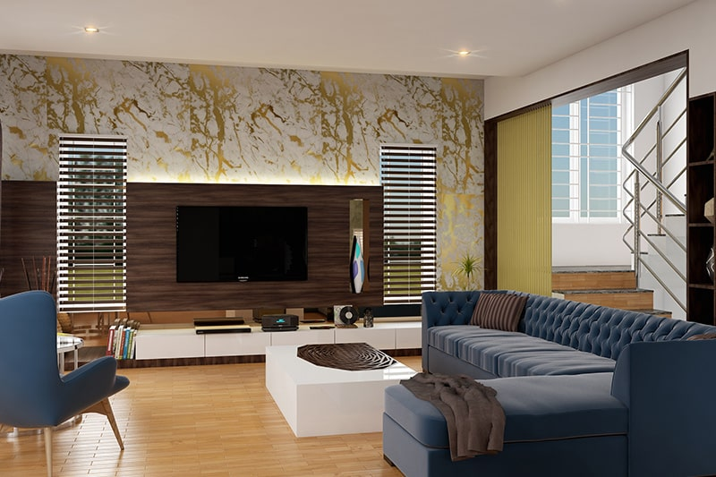 Wallpaper Designs For Living Room Design Cafe