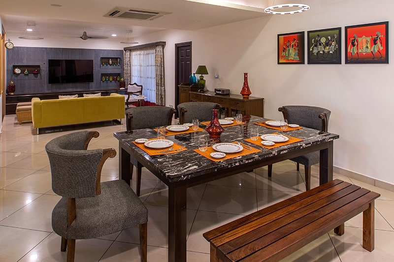 Modern Wooden Dining Table Designs For Your Home Design Cafe