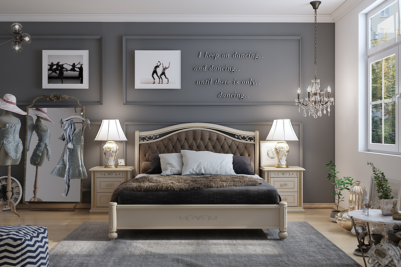 How to decorate bedroom walls where wall moldings are a great way to keep bedroom wall décor modern and stylish for mens bedroom wall decor