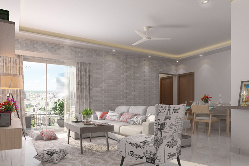 Living Room Wall Tiles Designs For Your Home Design Cafe