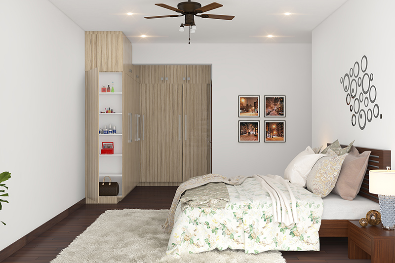 modern bedroom cupboard design where corners that are often overlooked and you can also check out these cupboard design for bedroom images