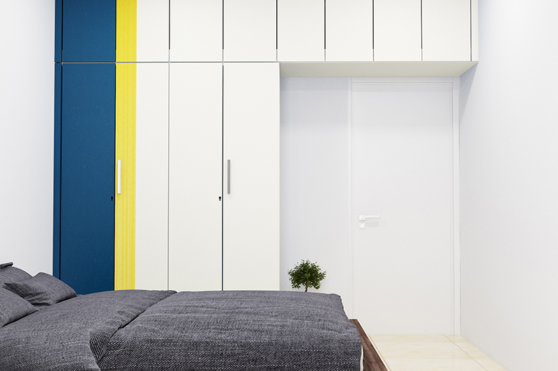 Wardrobe laminate design for your home